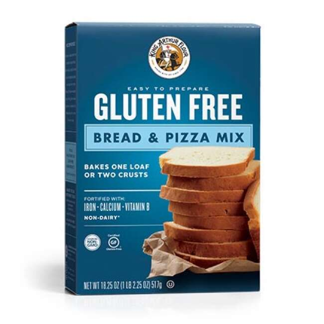 Gluten-Free Bread & Pizza Mix