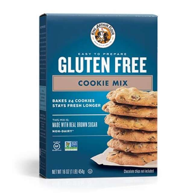 Gluten-Free Cookie Mix