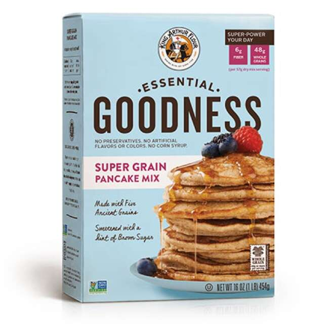 Essential Goodness Super Grain Pancake Mix