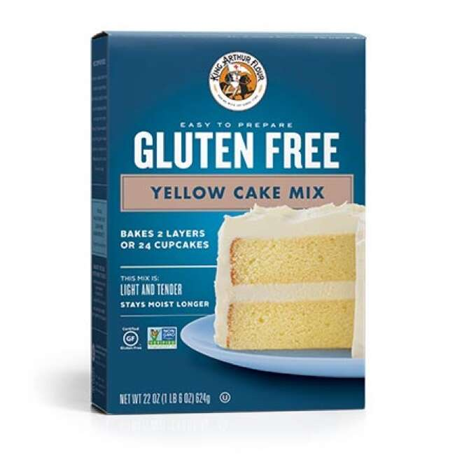 Gluten-Free Yellow Cake Mix