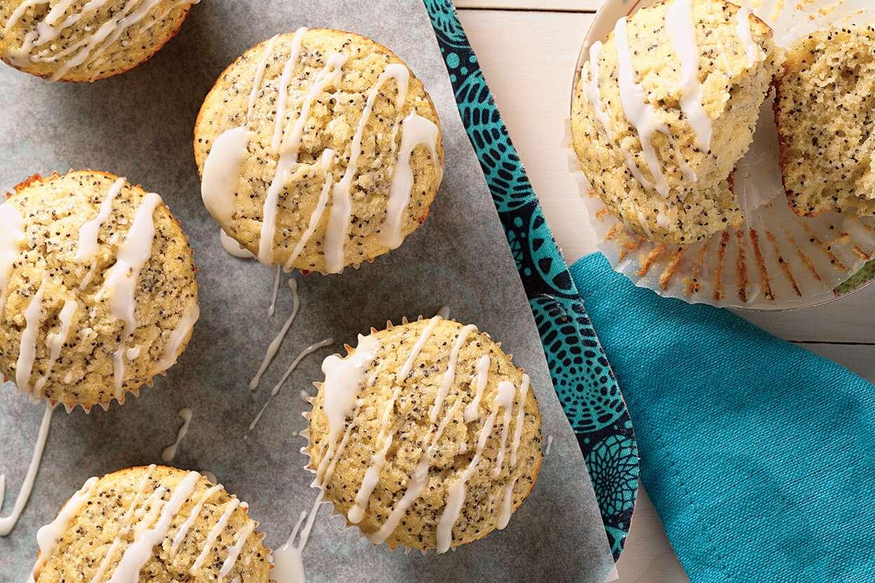 Lemon Poppy Seed Muffins King Arthur Flour
