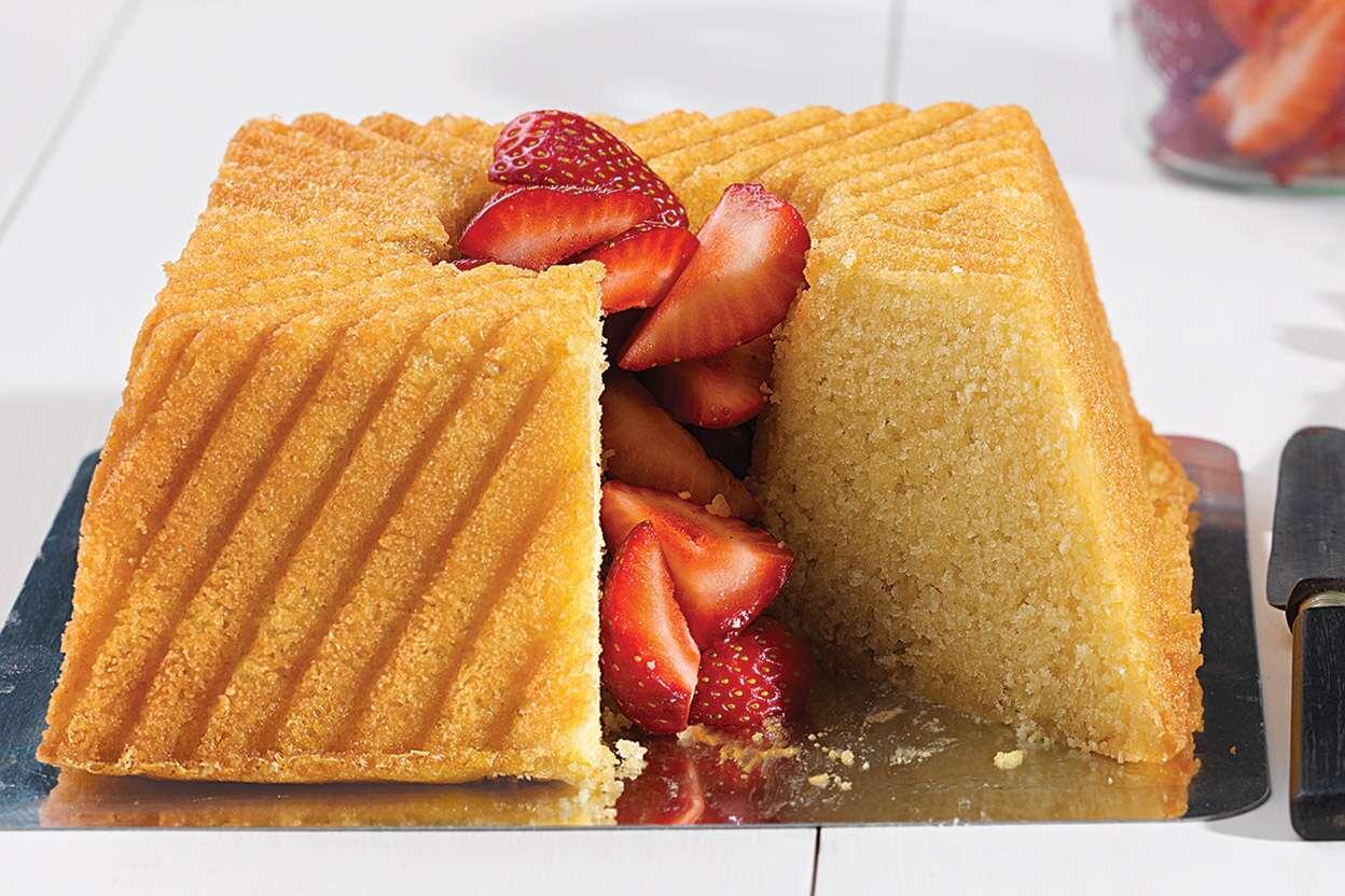 Olive Oil Bundt Cake King Arthur Flour