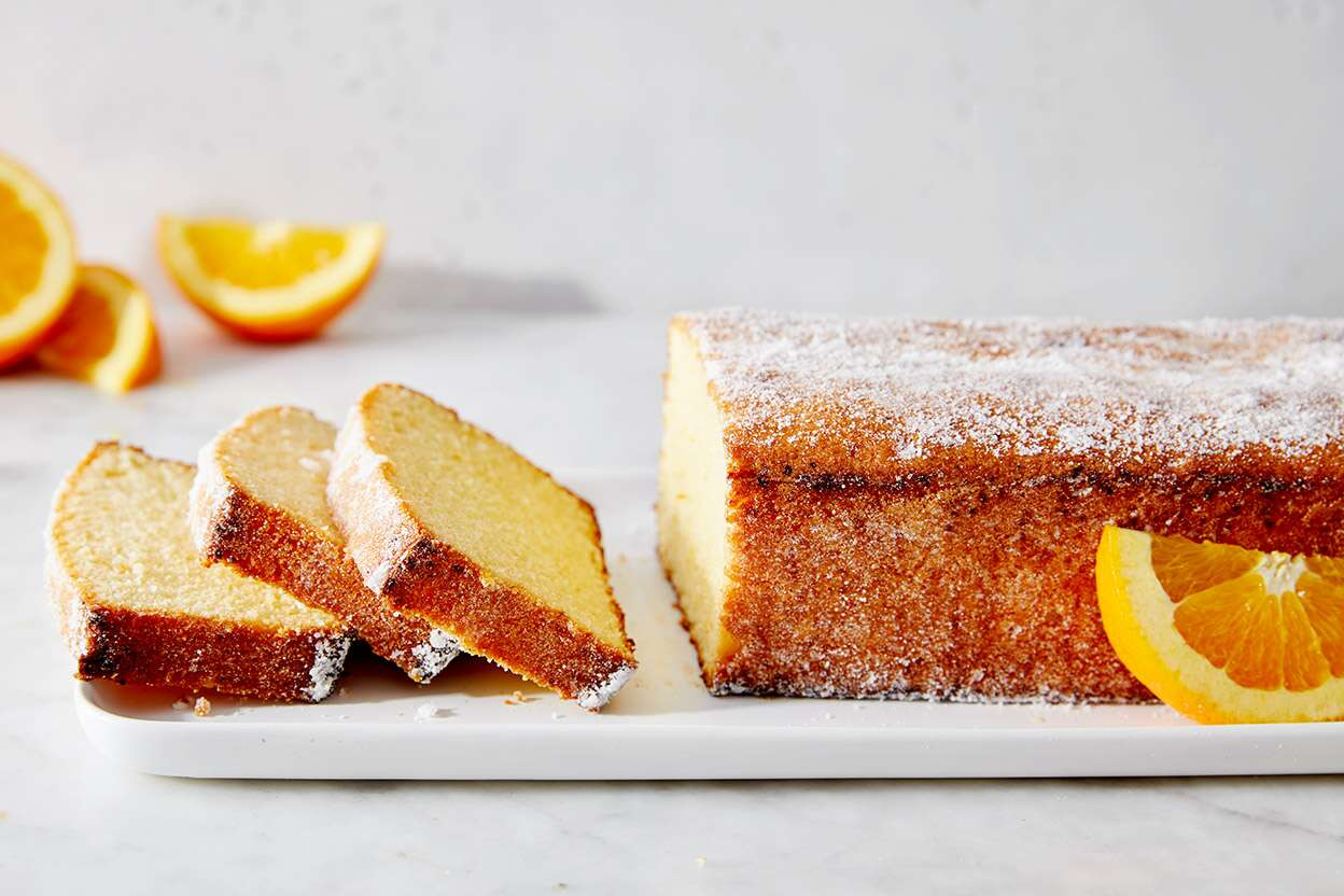Orange Pound Cake King Arthur Flour