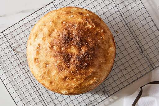 Absolutely No-Knead Crusty-Chewy Bread – Step 8
