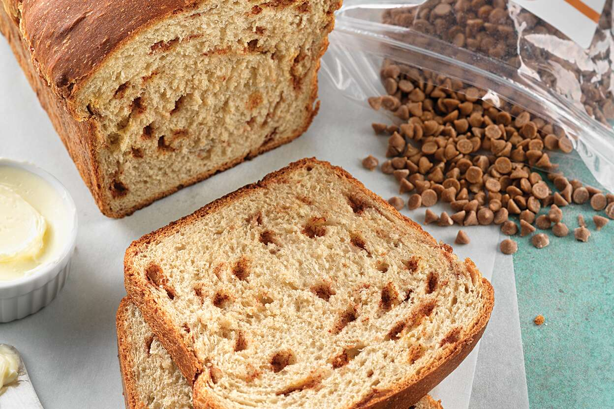 Cinnamon Chip Loaf King Arthur Baking
