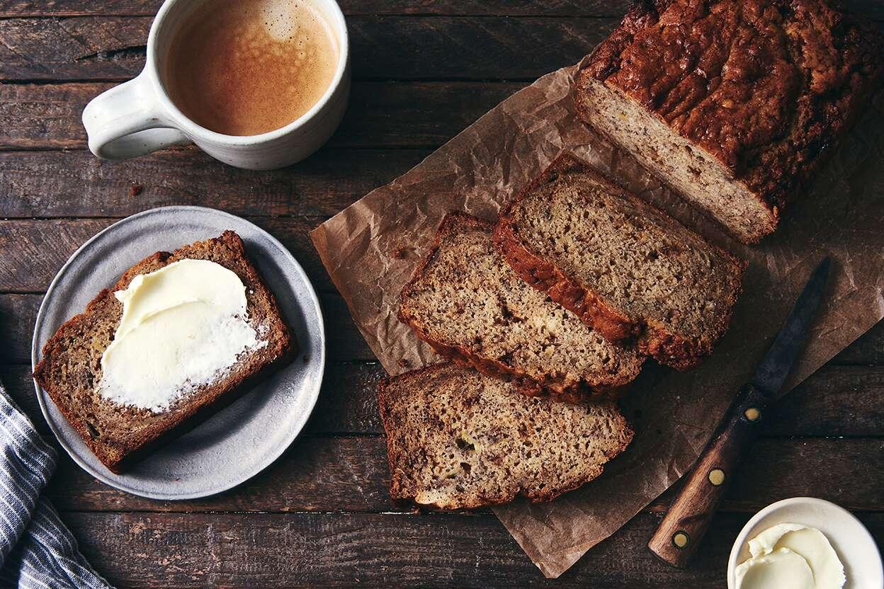 Sourdough Banana Bread King Arthur Baking