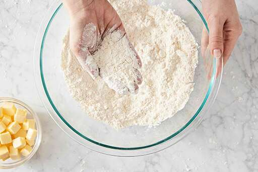 Classic Double Pie Crust – Step 3