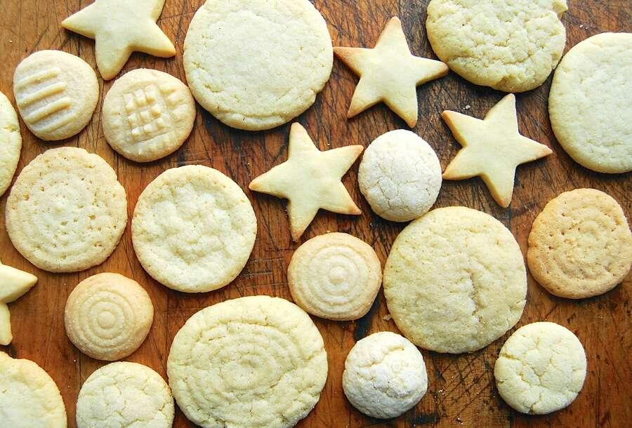 The Best Sugar Cookie Recipe King Arthur Flour