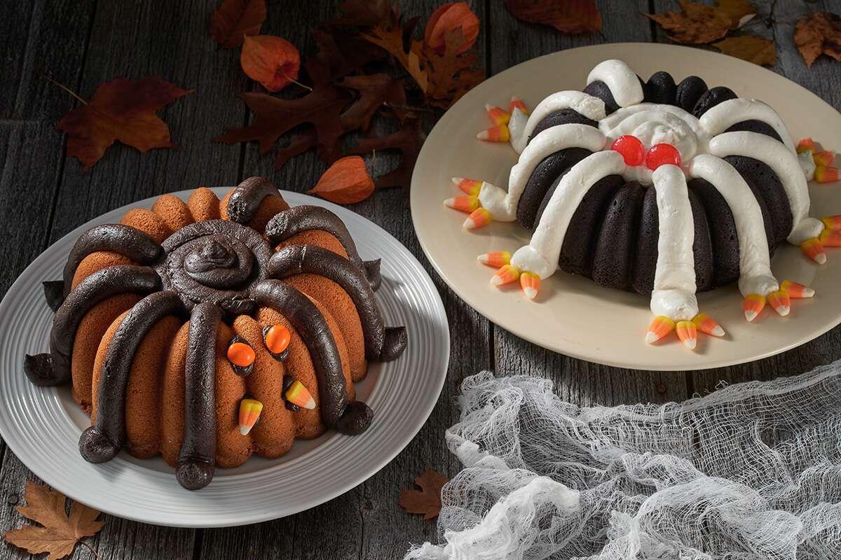 Halloween Spider Bundt King Arthur Flour