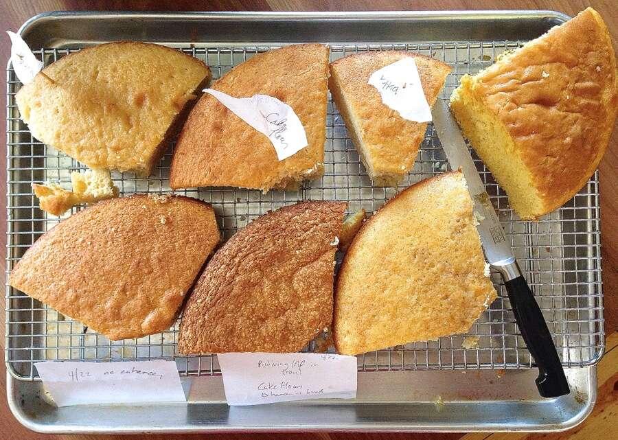 Plain Amp Simple Golden Cake King Arthur Flour
