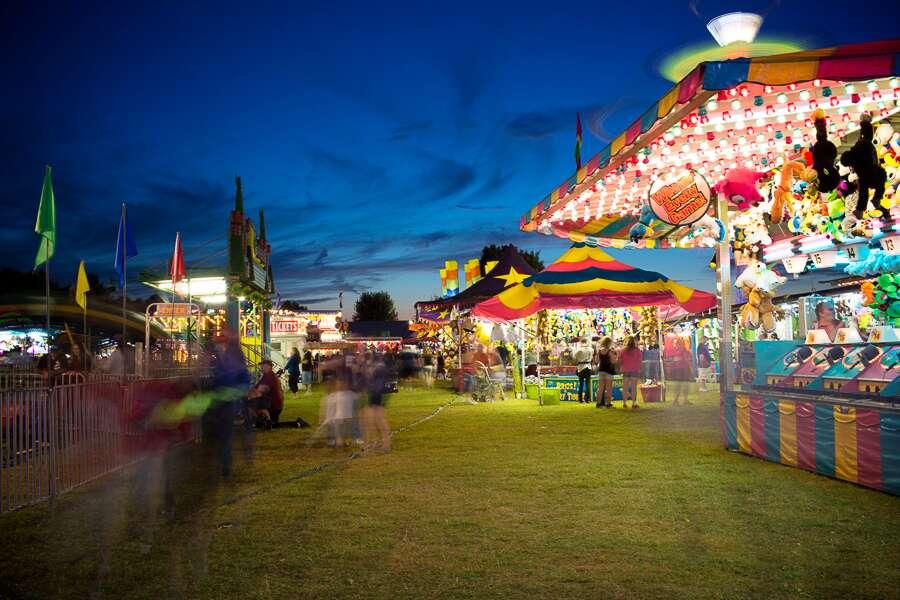 Blue Ribbons Ferris Wheels And Fried Dough King Arthur