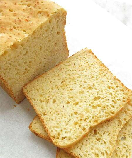 Tender High Rising Gluten Free Sandwich Bread Here S How