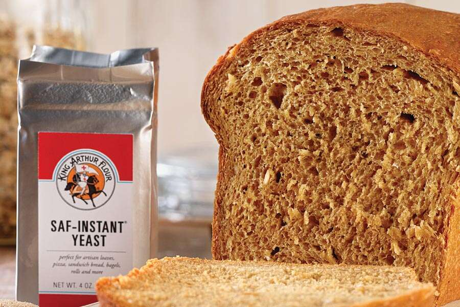 Old Fashioned Oatmeal Bread King Arthur Flour