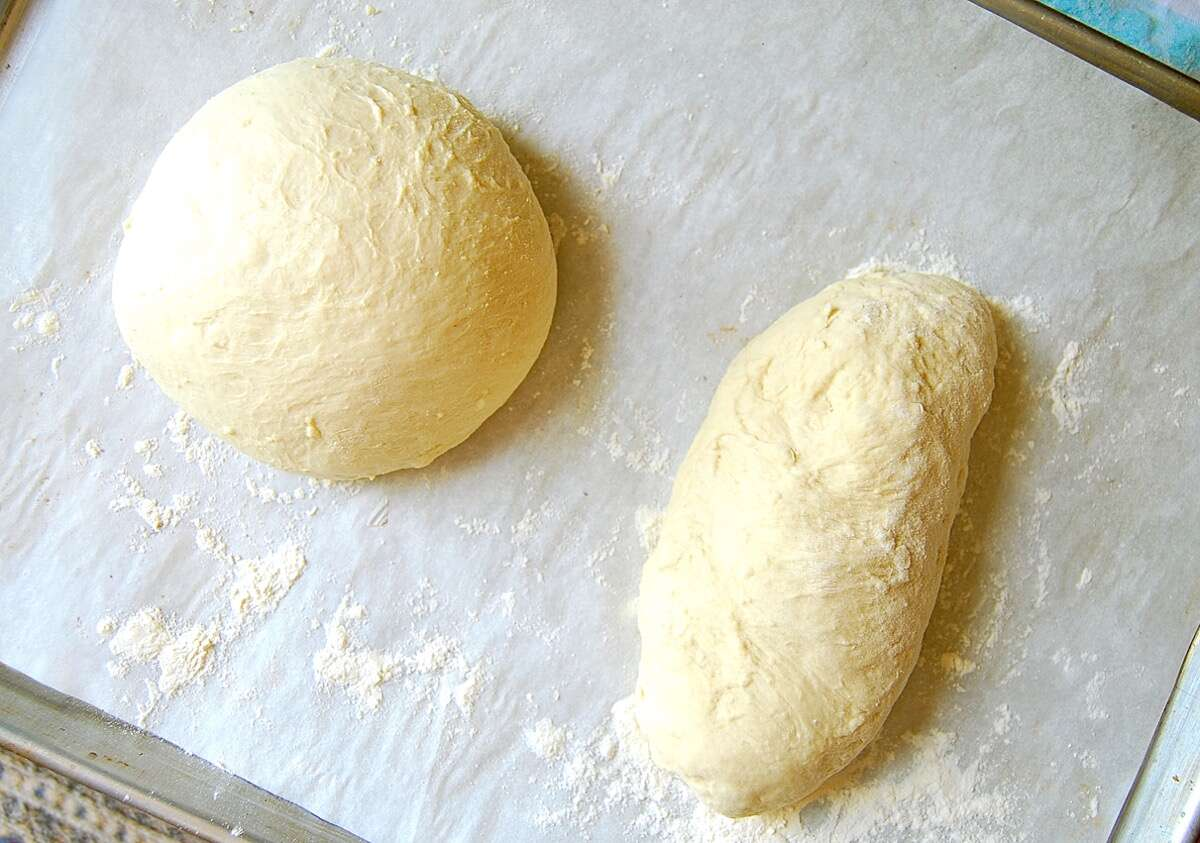 How to make no-knead bread via @kingarthurflour