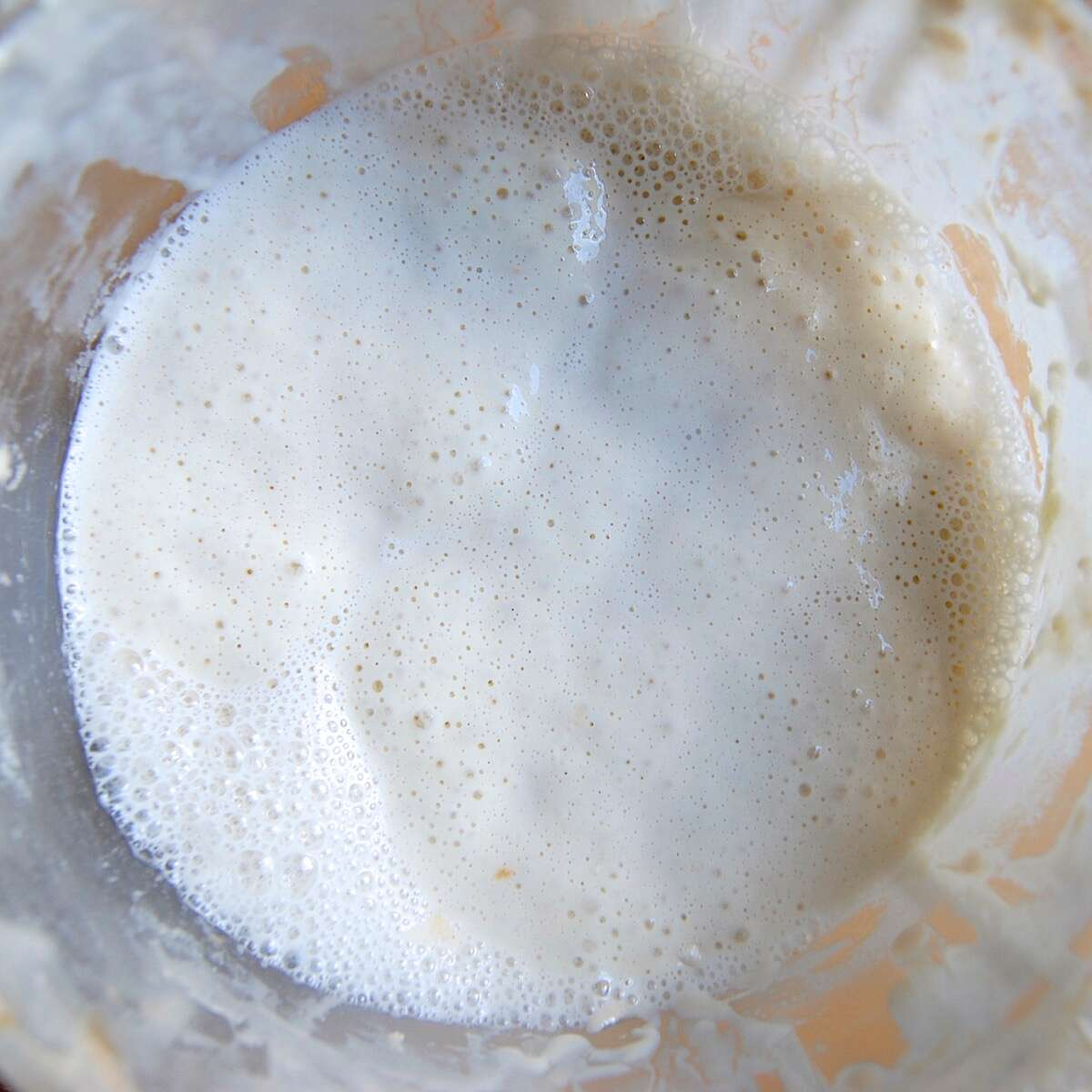 How to make your own sourdough starter via @kingarthurflour