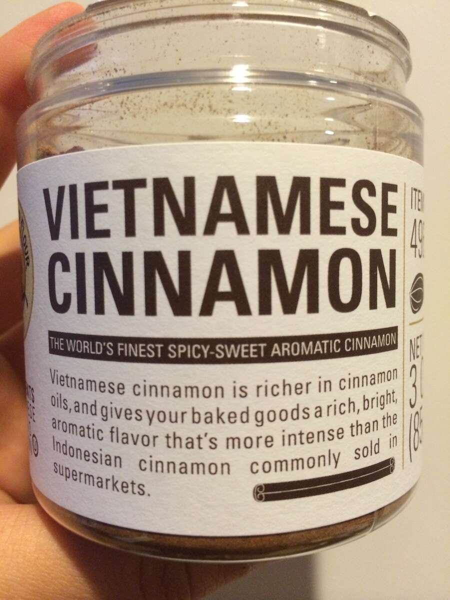 Vietnamese Cinnamon from King Arthur Flour