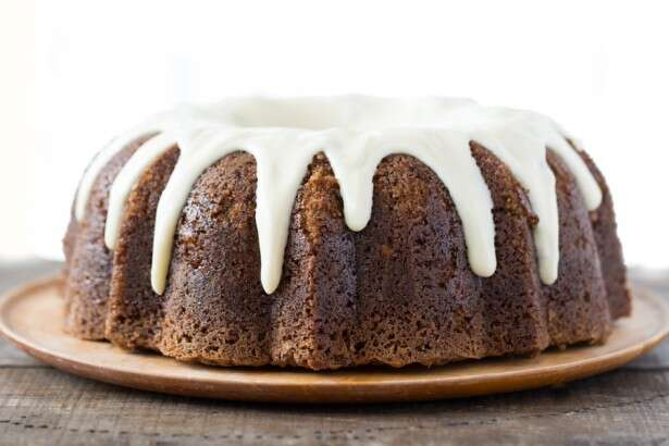 Gluten-Free Carrot Cake via @kingarthurflour