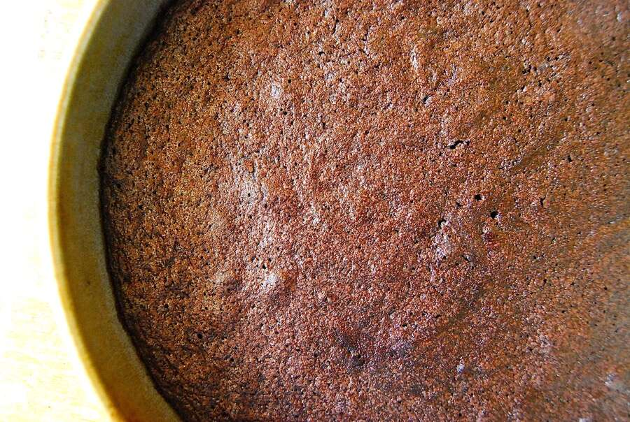 How to make brownies with a shiny crust - 2