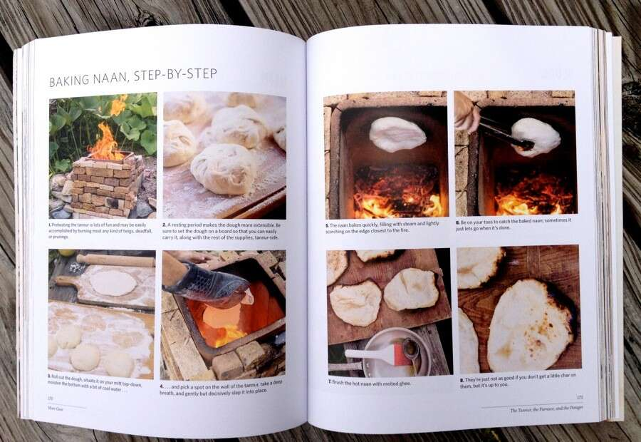 books for bakers cooking with fire tannur via@kingarthurflour