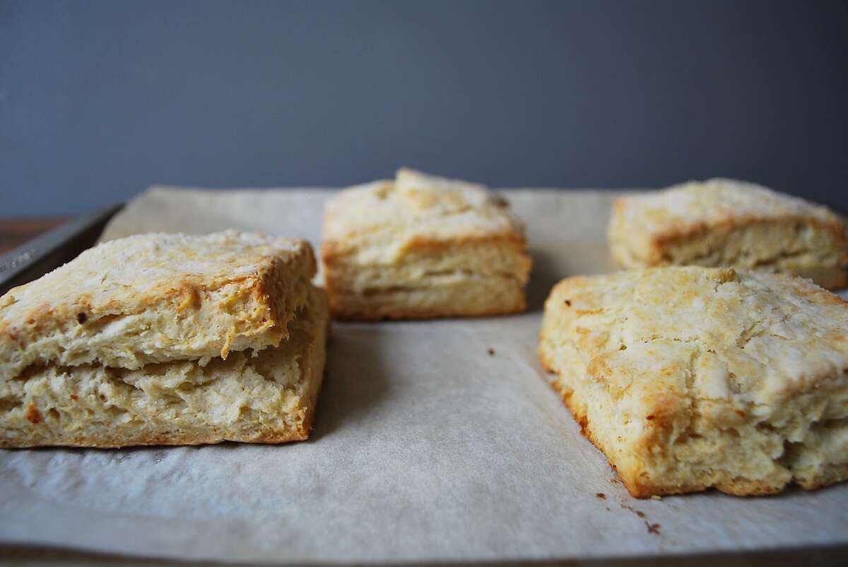 Tips for better biscuits via @kingarthurflour