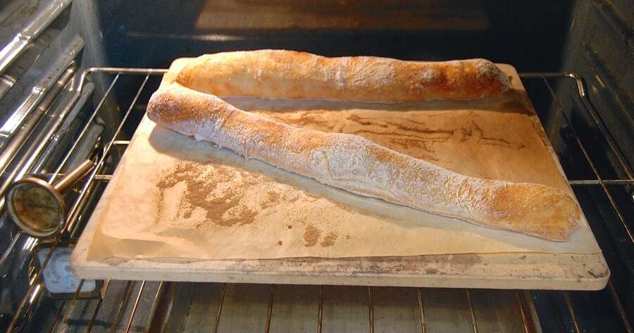 How to make crusty bread via @kingarthurflour