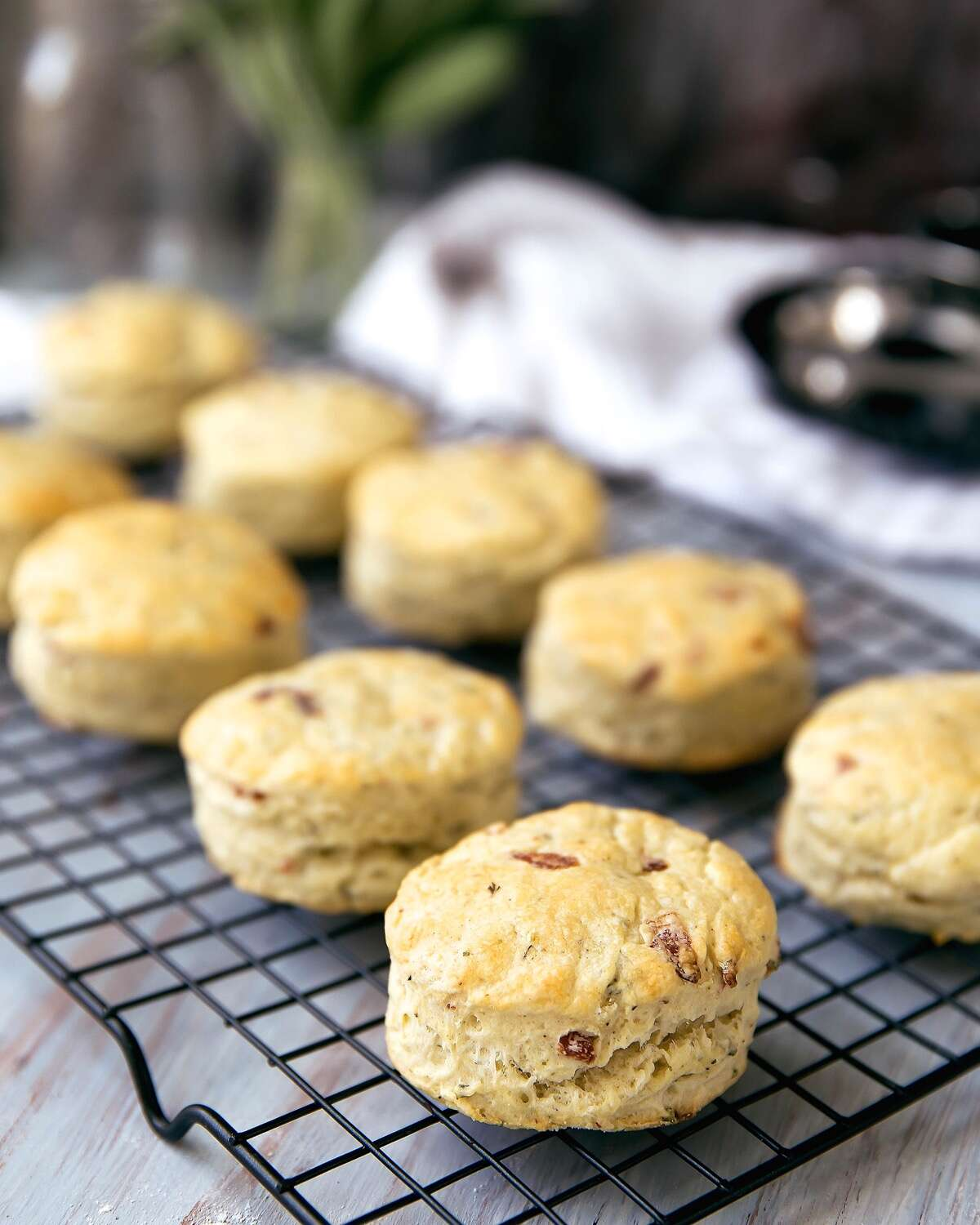 Making biscuits with self-rising flour via @kingarthurflour biscuits with self-rising flour via @kingarthurflour