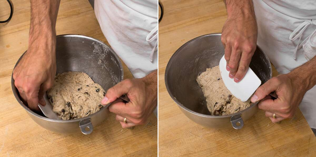 How to make mission fig bread via @kingarthurflour