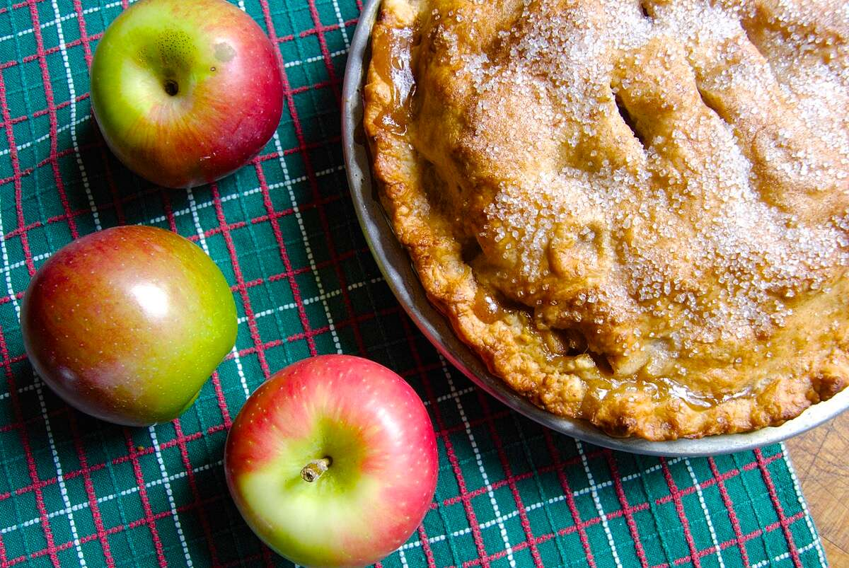 Best pie apples via @kingarthurflour