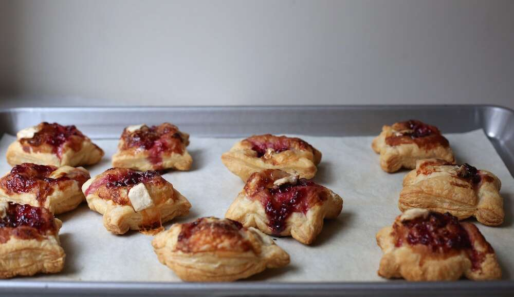 Fast Puff Pastry via @kingarthurflour