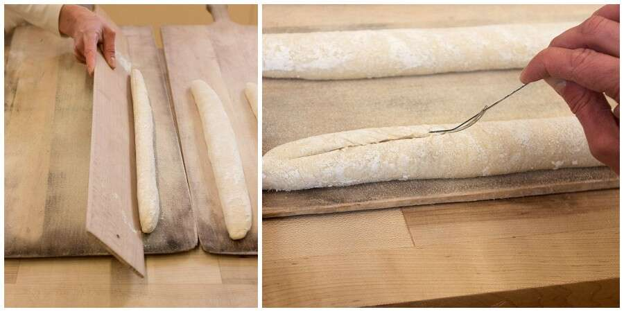 Baguette 4 Ways via @kingarthurflour