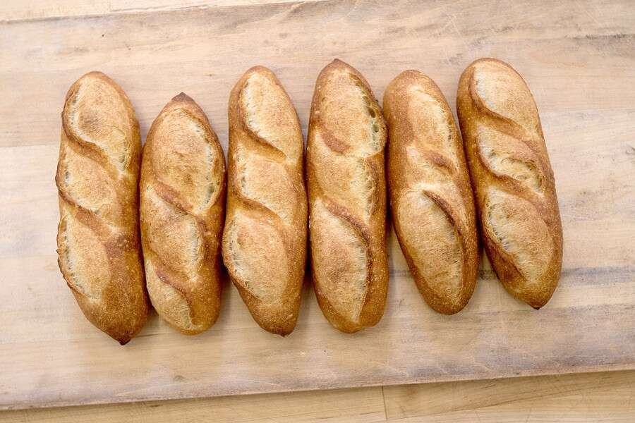 Baguettes 4 Ways via @kingarthurflour
