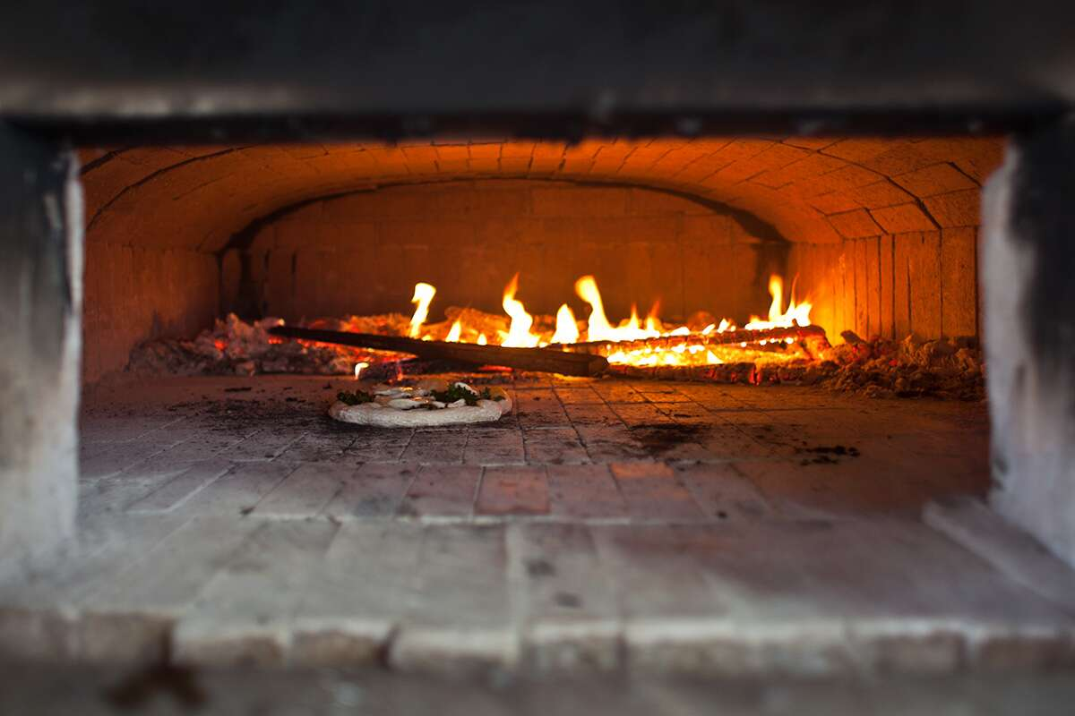 Wood-fired baking via@kingarthurflour