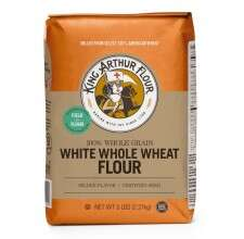 Identity-preserved wheat via @kingarthurflour