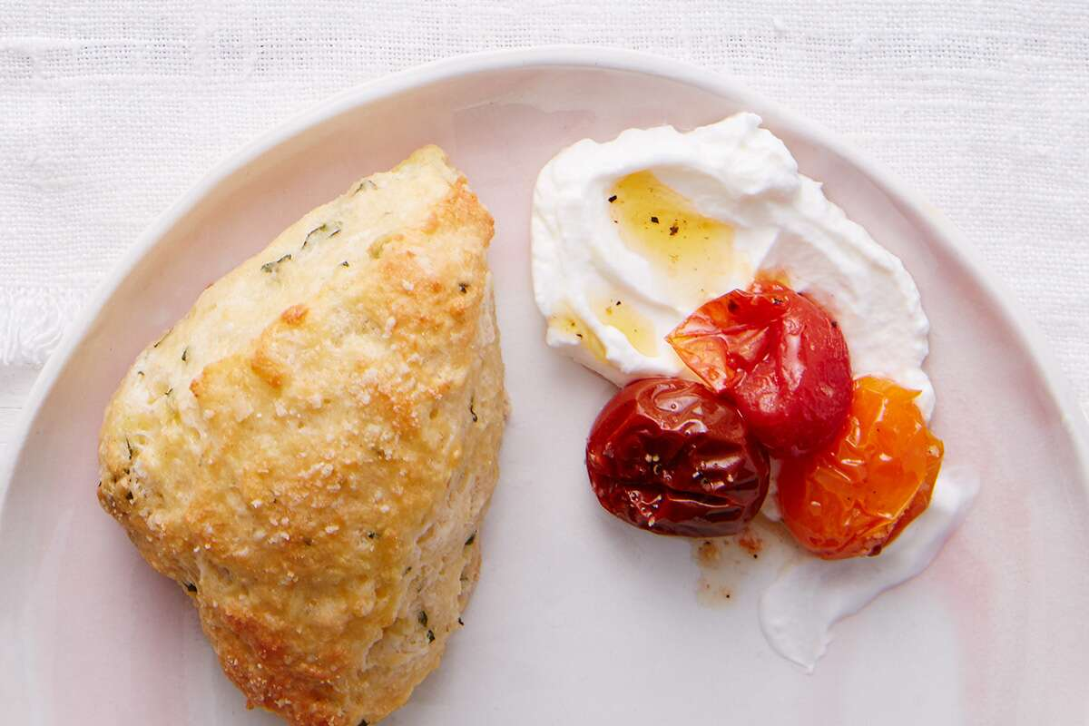 sweet and savory scones via @kingarthurflour