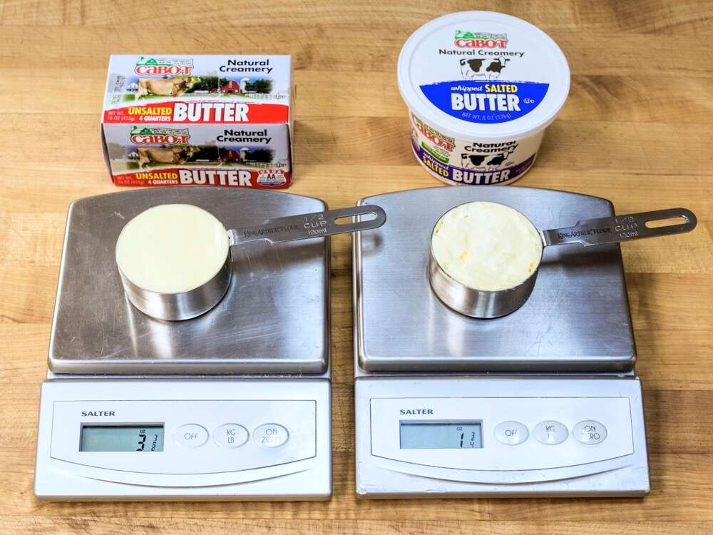 Butter for Baking via @kingarthurflour