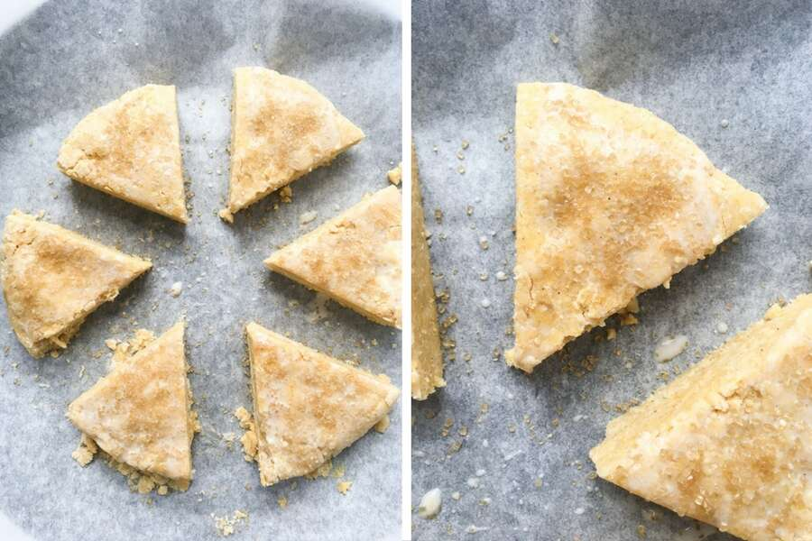 How to make gluten-free pumpkin scones