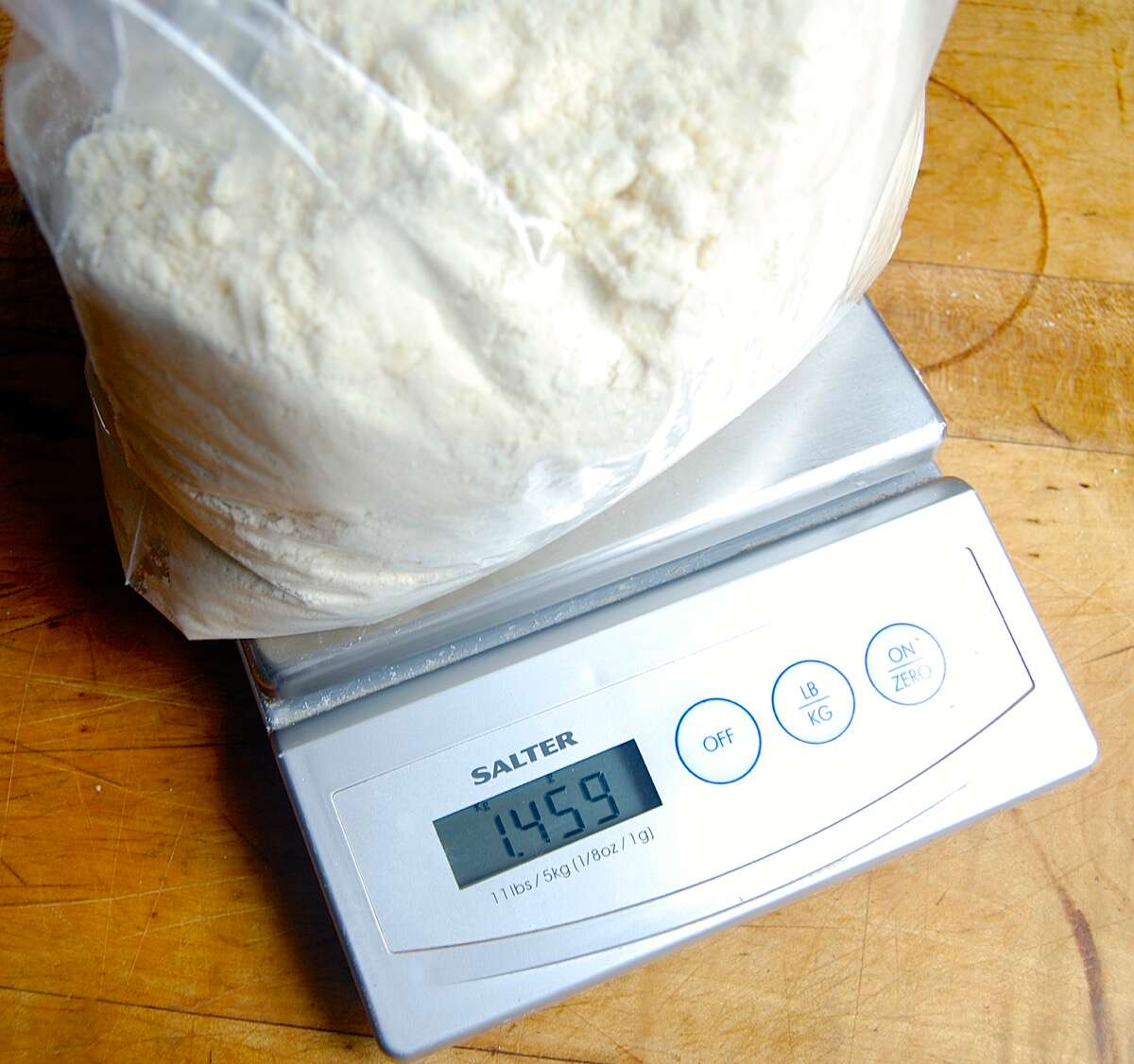 Make-Ahead Pie Crust via @kingarthurflour