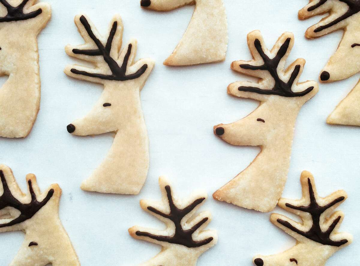 Cookies decorating via @kingarthurflour