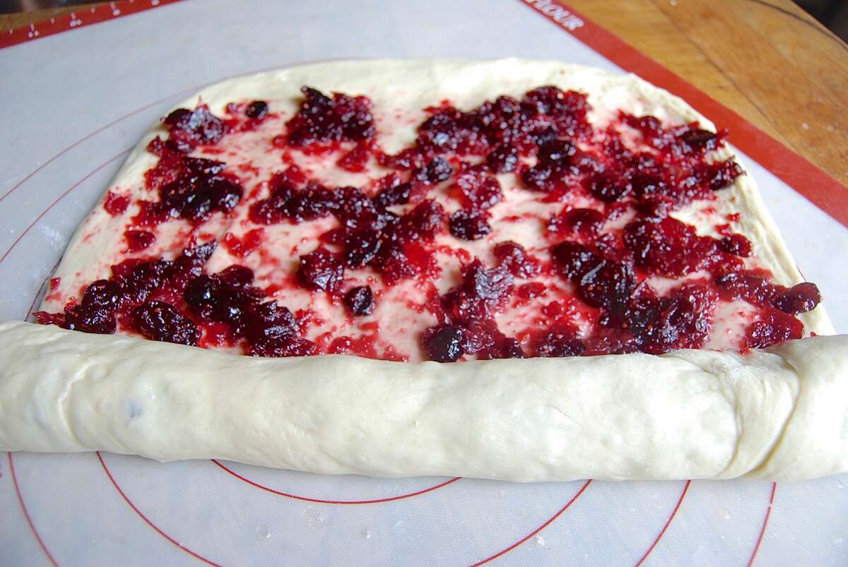 Cranberry Orange Babka King Arthur Flour