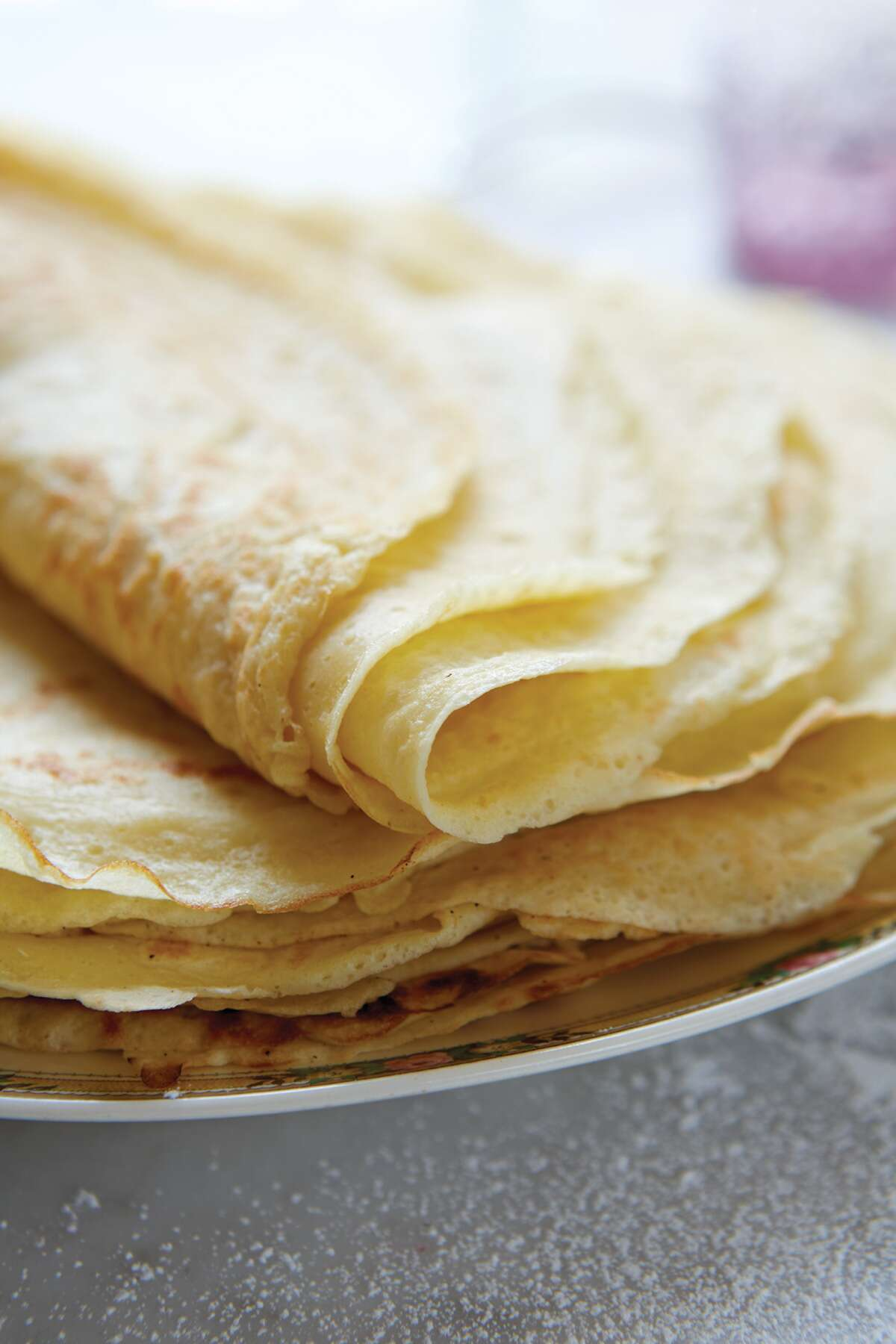 creative crêpe recipes GF via@kingarthurflour