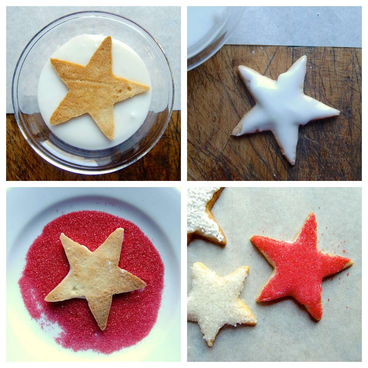 Rollout Sugar Cookie Tips via @kingarthurflour