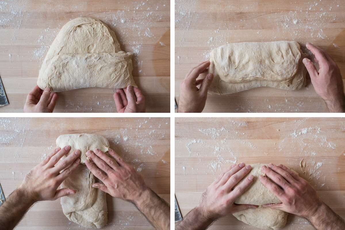 How to make Multigrain Sandwich Loaf via @kingarthurflour