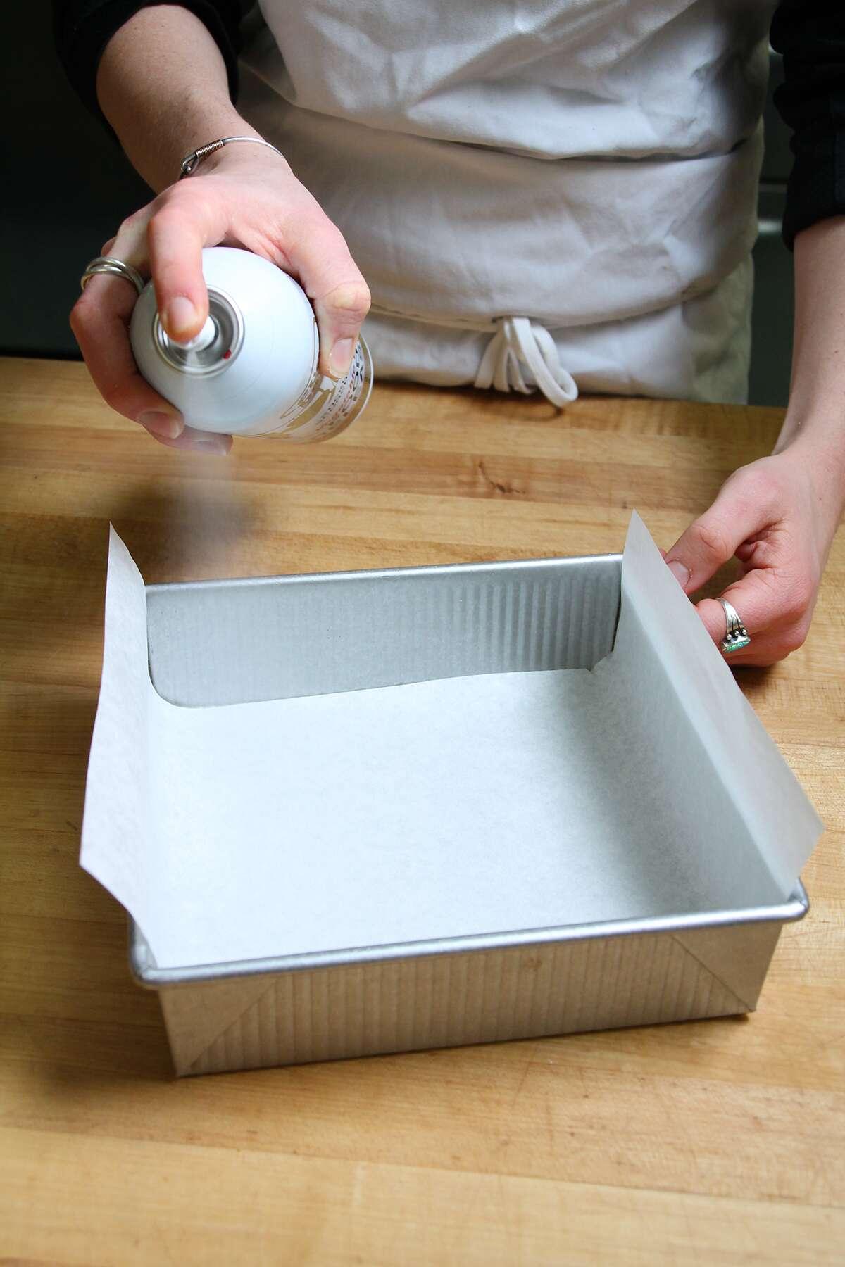Baking With A Parchment Paper Sling King Arthur Flour