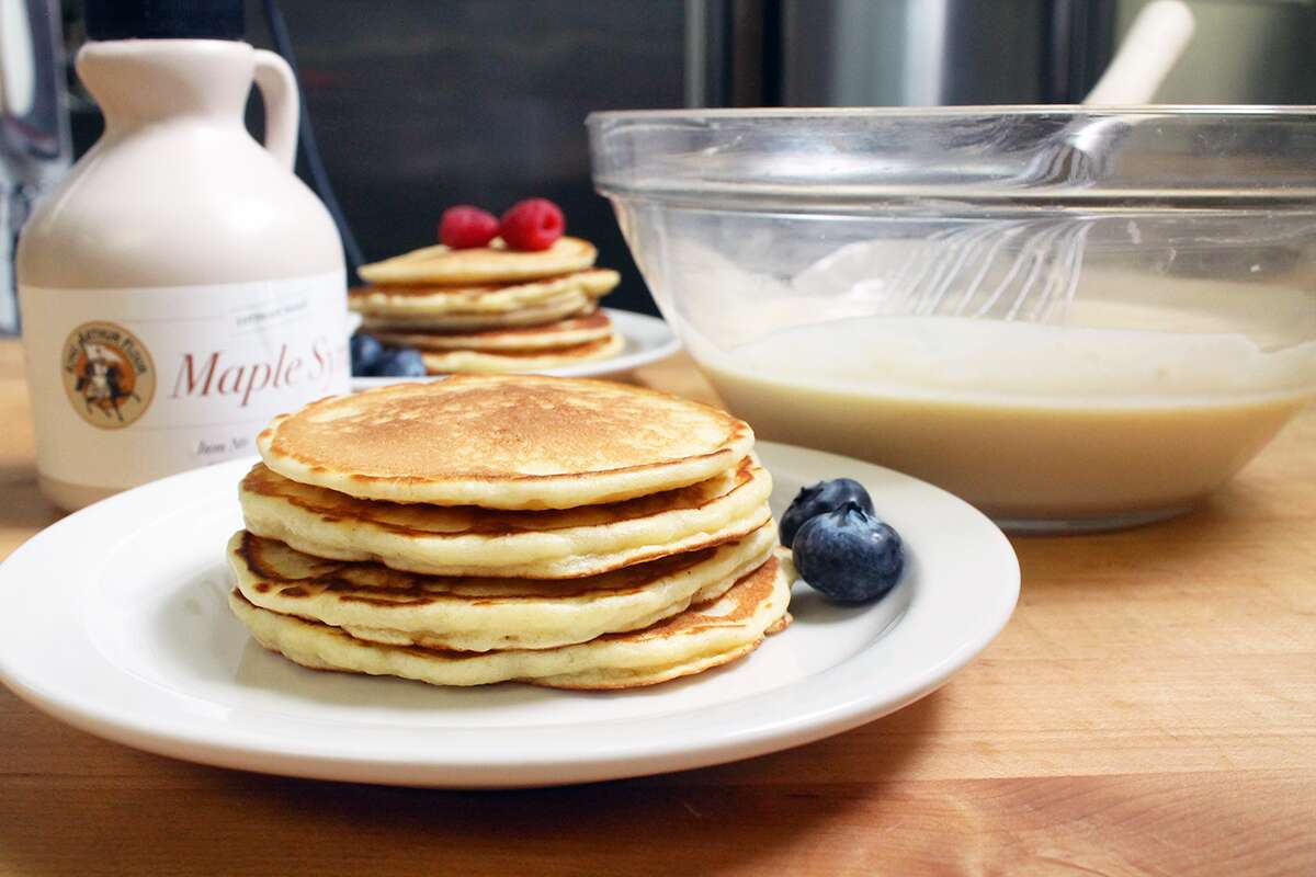 Don't make this pancake mistake via @kingarthurflour