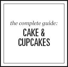 The Complete Guide: Cakes & Cupcakes via @kingarthurflour