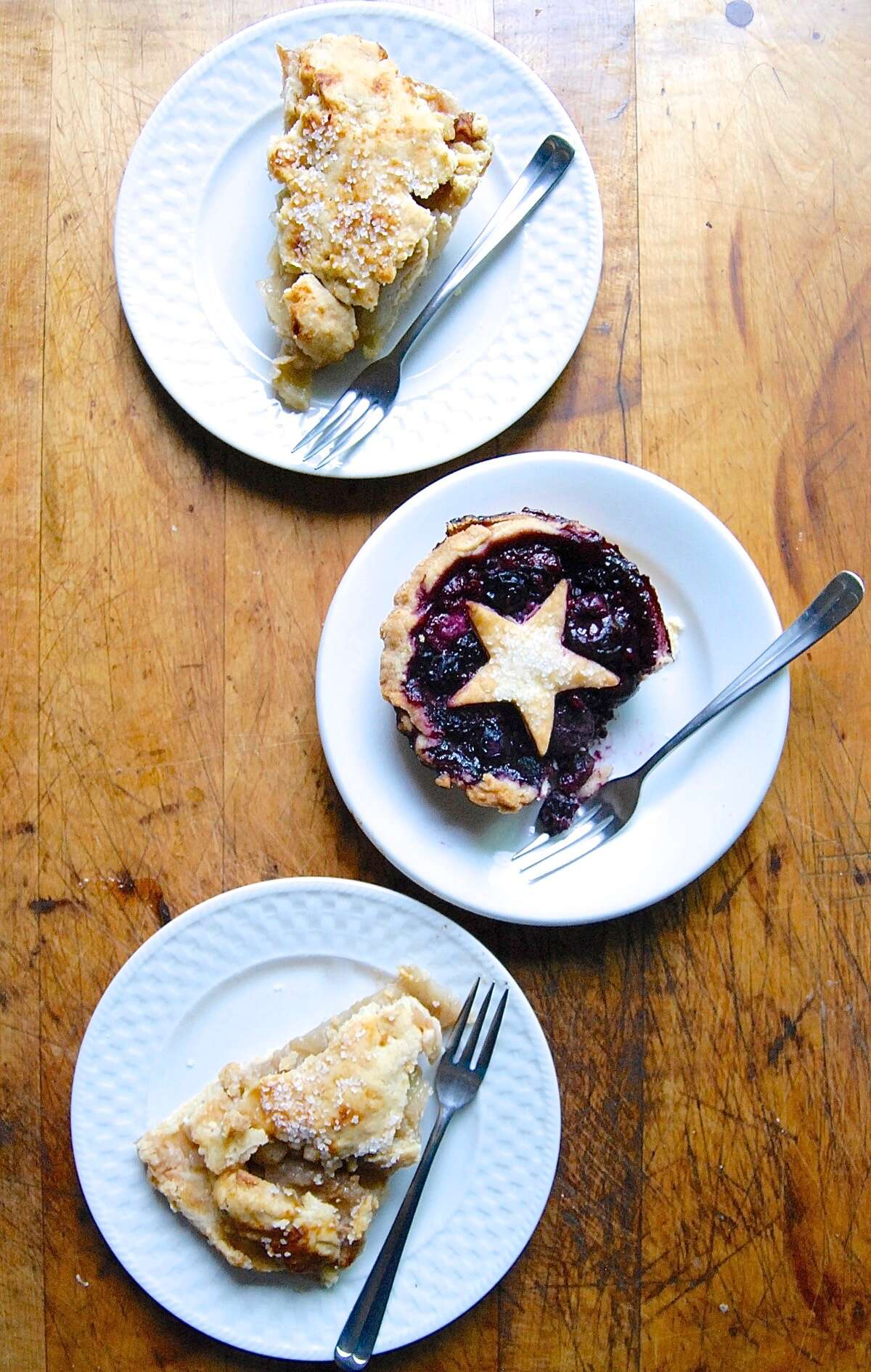 How to Reduce Sugar in Pie via @kingarthurflour