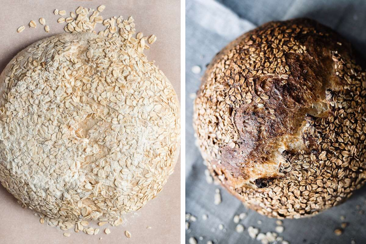 Tips for scoring bread dough via @kingarthurflour