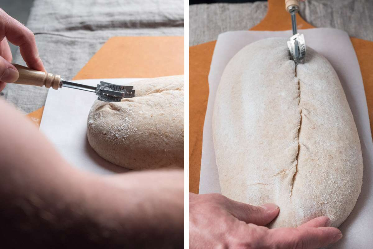 Scoring bread dough | King Arthur Flour