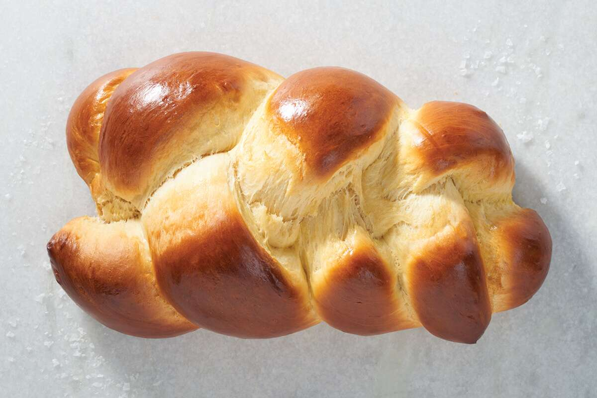 Molly's challah via @kingarthurflour