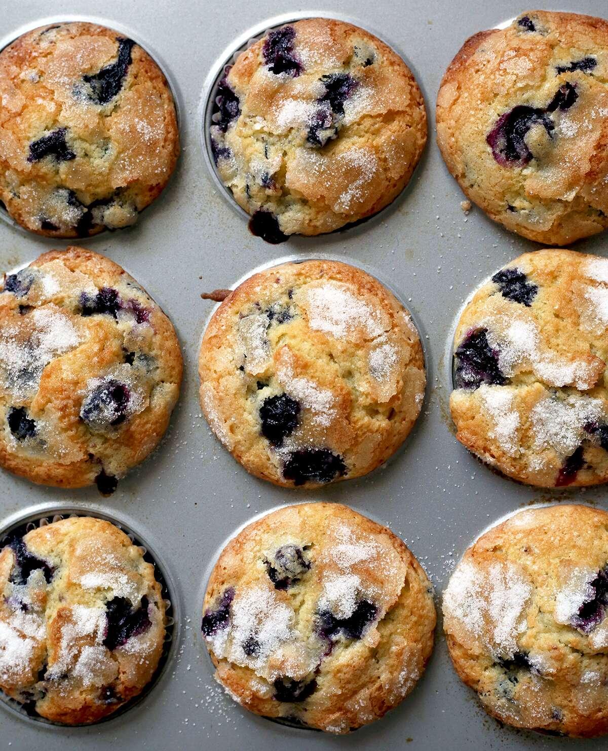 department store blueberry muffins king arthur baking